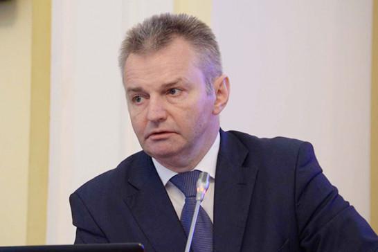 Игорь Каграманян назначен директором Департамента здравоохранения правительства